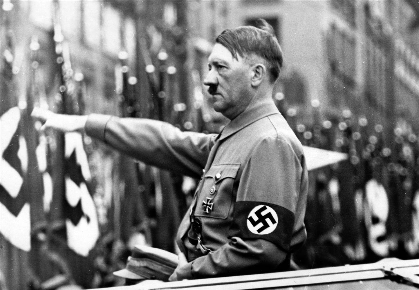 nazi germany and adolf hitler The lives of children in nazi germany were shaped by hitler's determination to win the hearts and minds of the young.