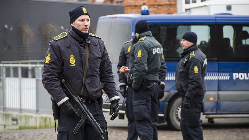 Danimarka müslüman kadın