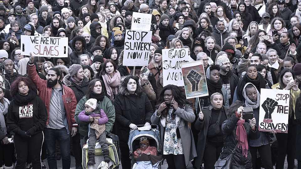 libya-slavery-protest-march