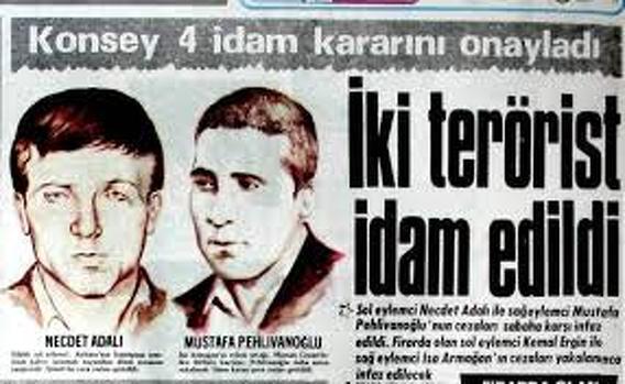 Mustafa Pehlivanoğlu'nun ahı Kenan Evren'in peşini bırakmadı | Yekvucut