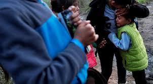 göçmen çocukların yaşamı