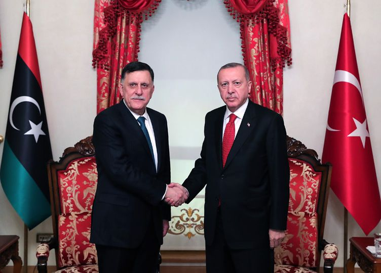 Erdoğan Libya