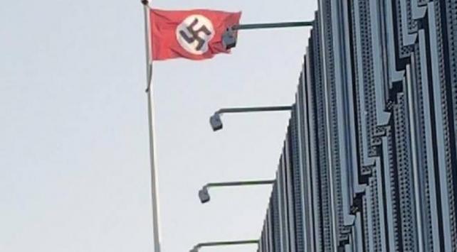İsveç nazi bayrağı