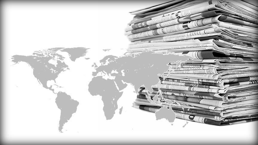 uluslararası basın medya