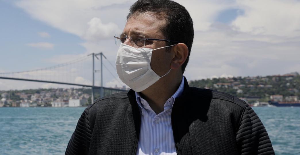 ekrem-imamoğlu-maske