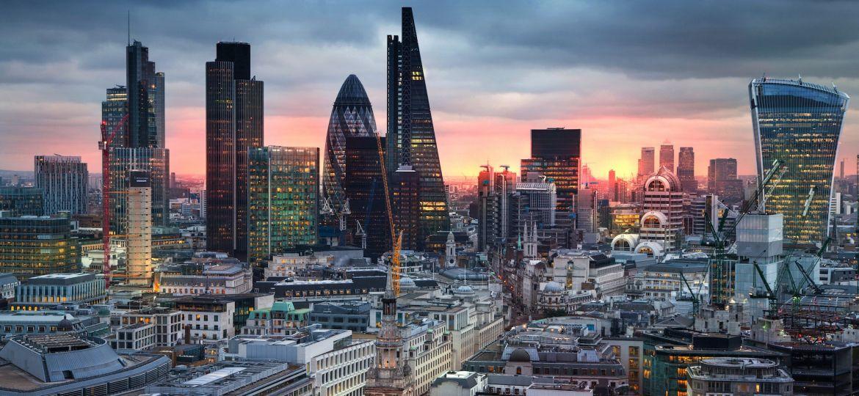Londra bankalar