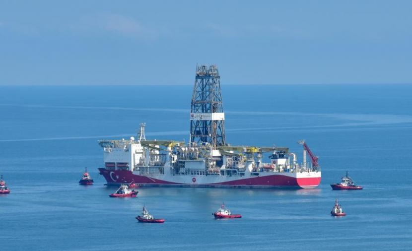 Türkiye doğalgaz