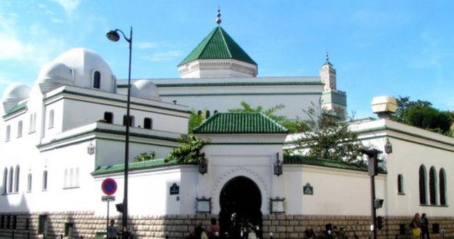 Fransa-cami-İslam