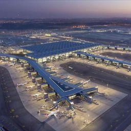 5 yıldızlı havalimanı İstanbul havalimanı