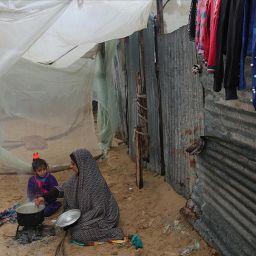 BM Filistin yardım