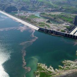 Ilısu barajı Türkiye enerji