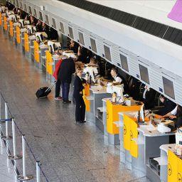 Lufthansa Almanya havayolu şirketi