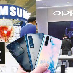 Samsung ve Oppo Türkiye'de yatırım yapacak