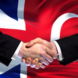 İngiltere anlaşma ticaret Türkiye