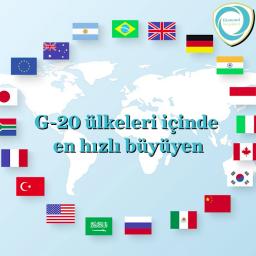 Türkiye ekonomisi büyüyor dünya ekonomisi daralıyor