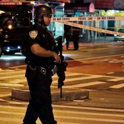 ABD polis siyahi