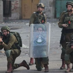 israil Filistin şehit