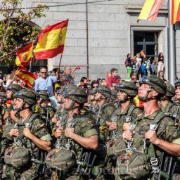 ispanya ordusu asker
