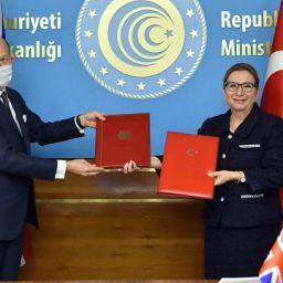 Türkiye ve İngiltere STA anlaşması