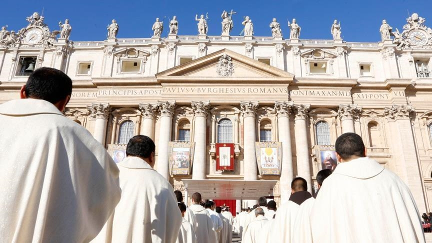 vatikan papa cinsel