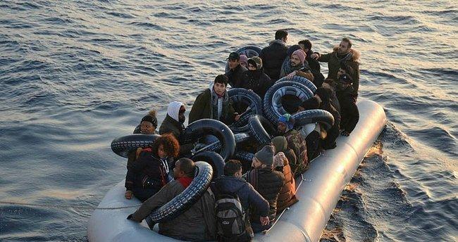 Yunanistan mülteci zulüm