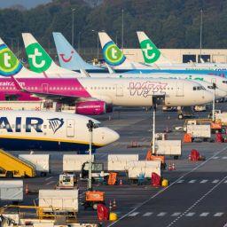 Avrupa havacılık sektörü kriz