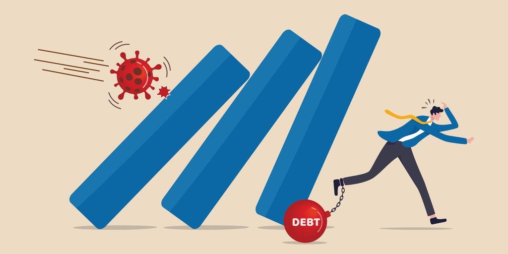 İngiltere borçlanma yaklaşık 9 milyon insan