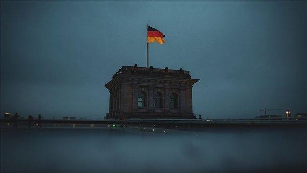 Almanya ekonomi şok küçülme