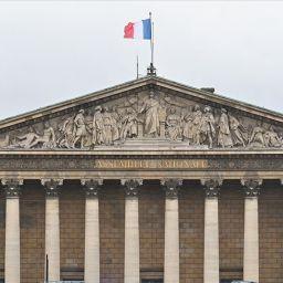 Fransa'da Müslümanlar macron