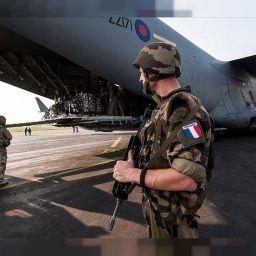 fransız askerleri mali