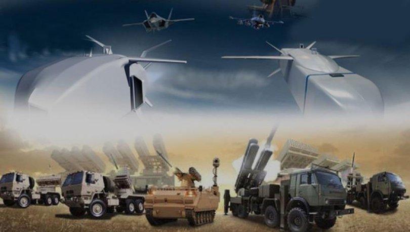 Savunma sanayii ihracatı rakamı