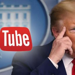 trump hesap youtube