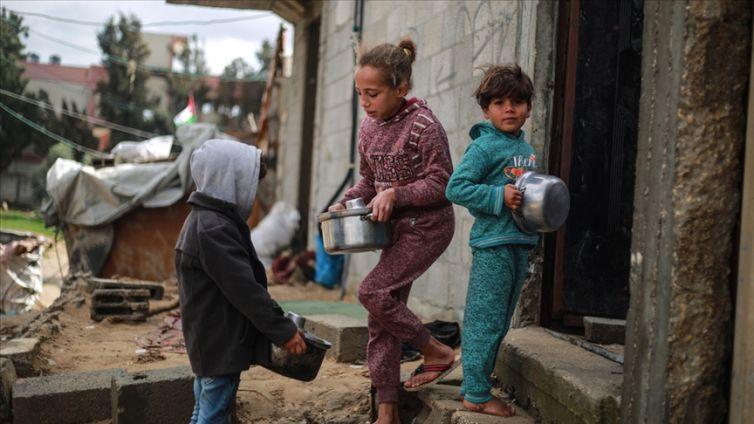 Filistinliler yardıma muhtaç