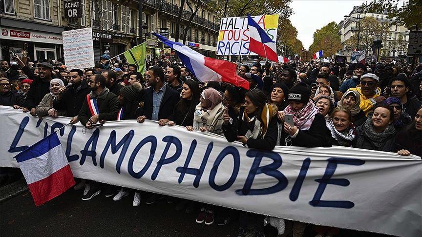 Fransa Müslüman baskı