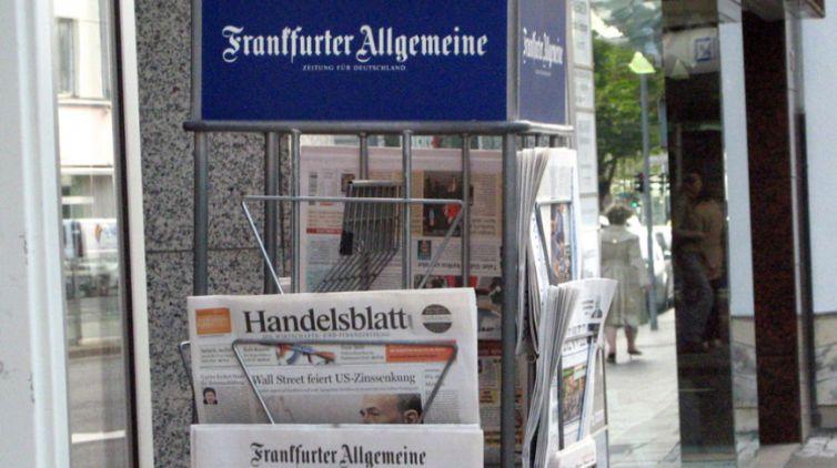 Handelsblatt Alman basını Türkiye ekonomisini övdü