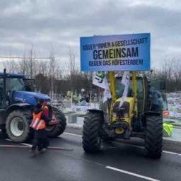 Almanya çiftçi