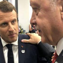 Fransa Macron Türkiye