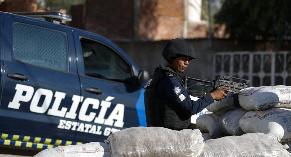 meksika polis göçmenler