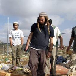 Yahudi yerleşimciler Filistinlilere nefes aldırmıyor