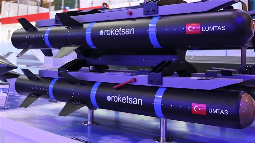 Silah ihracatını artıran Türkiye ithalatı düşürdü