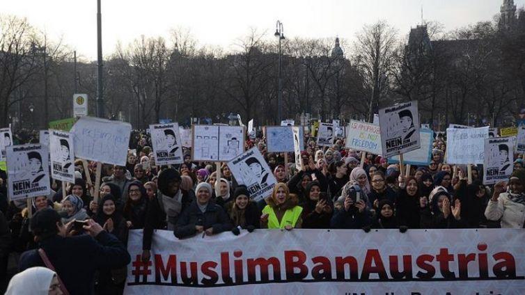 avusturya Müslüman ırkçılığı
