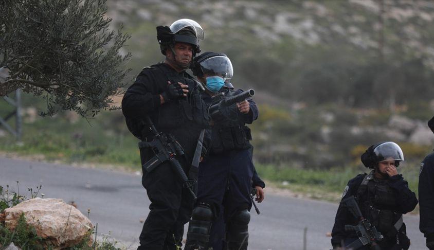 İşgalci İsrail güçleri