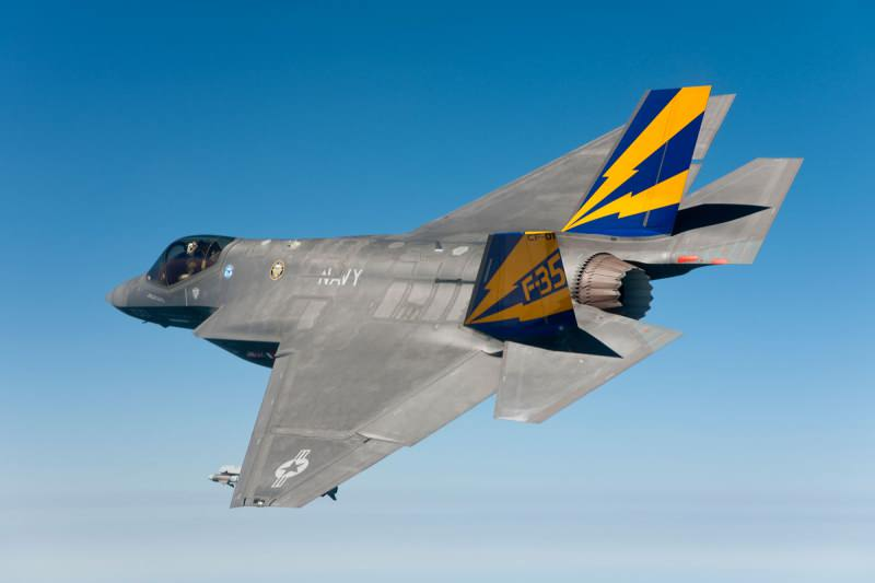 Türkiye'nin F-35 programından çıkarılmasıyla ABD zarar etti