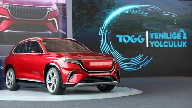 TOGG Tesla ve Voolkswagen'e meydan okuyor