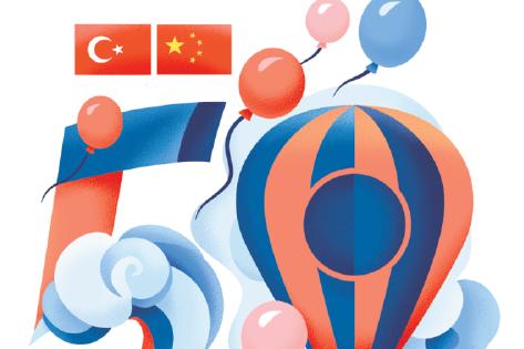 Çin Türkiye ilişkileri China Daily gazetesinde Abdulkadir Emin Önen