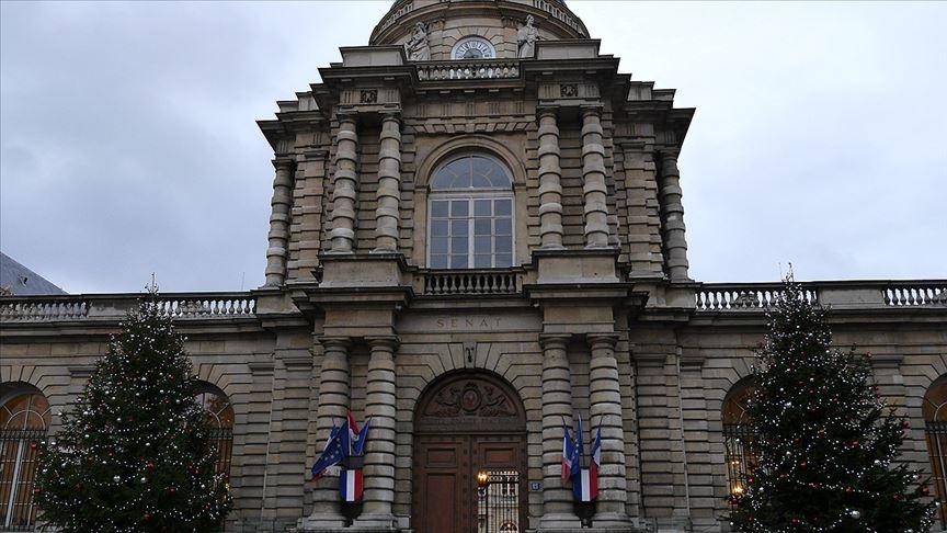 Fransa senato tasarı