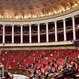 Fransa'da üniversite koridorları