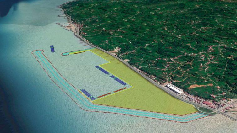 Rize UlaRize İyidere Lojistik Limanı ticaret üssü olacak