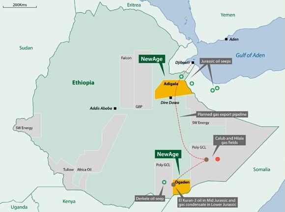 Türkiye'nin Afrika'da petrol kuyuları açacak
