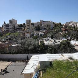 israil filistinlilerin evlerini çalıyor